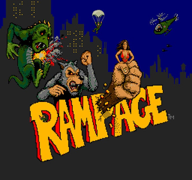 Rampage How All Three Revealed Monsters Compare To The Games