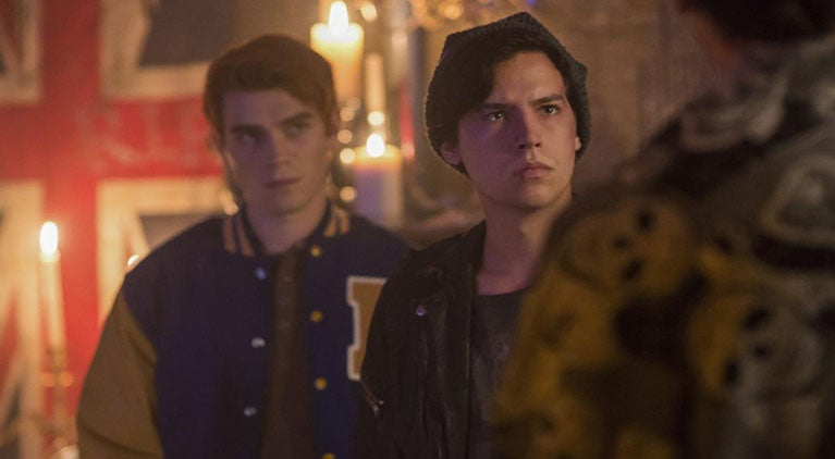 riverdale jughead beaten up