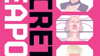 Secret Weapons #0 Preview