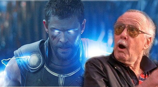 Stan Lee Cameo in Thor Ragnarok