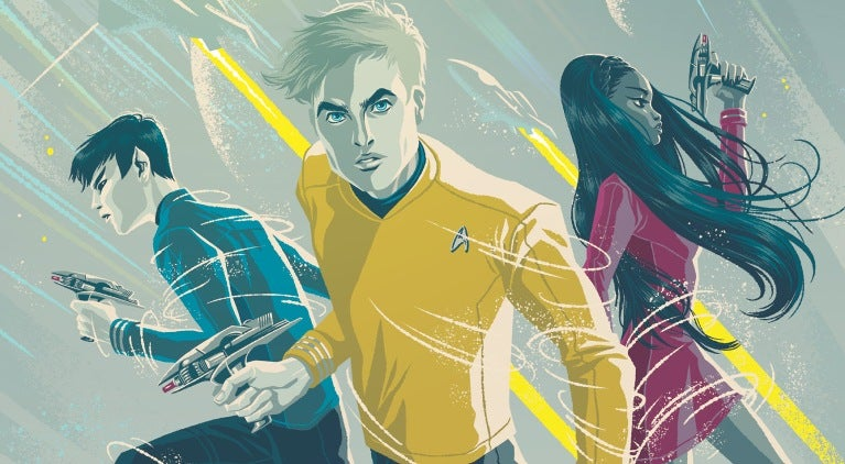 Star Trek Comics