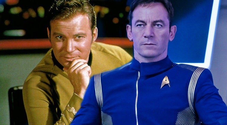 Star Trek Discovery Cameo WIlliam Shatner