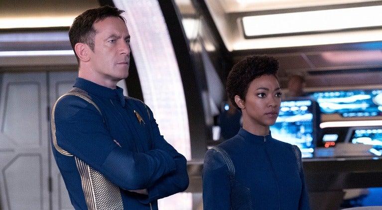 Star Trek Discovery Cornwell Death