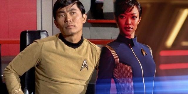 Star Trek Discovery George Takei