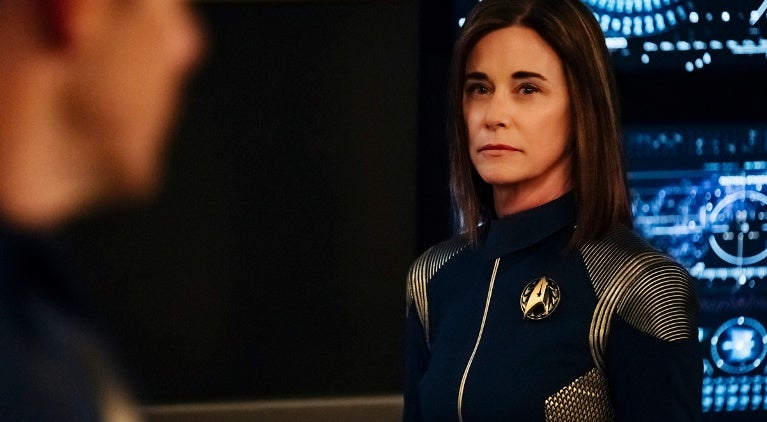Star Trek Discovery Is Cornwell Lethe