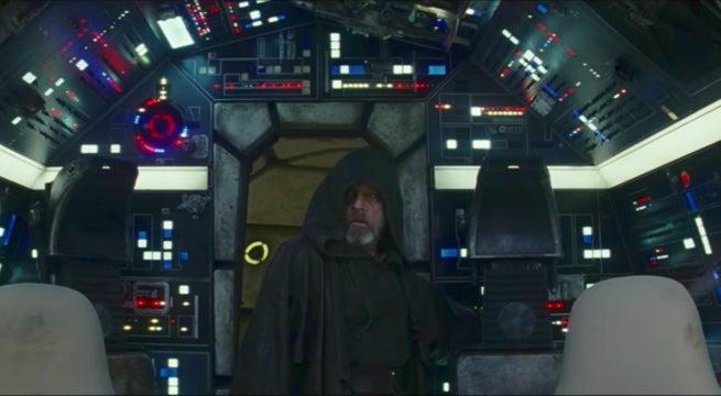 Star Wars 8 Last Jedi TV Spots