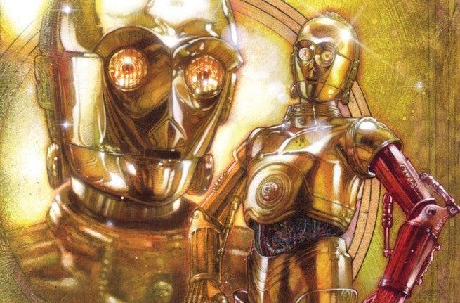 Star Wars Comics - C-3PO