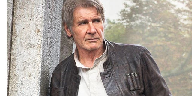 "Star Wars: Harrison Ford Answers Mark Hamill's ""Fan"" Question"