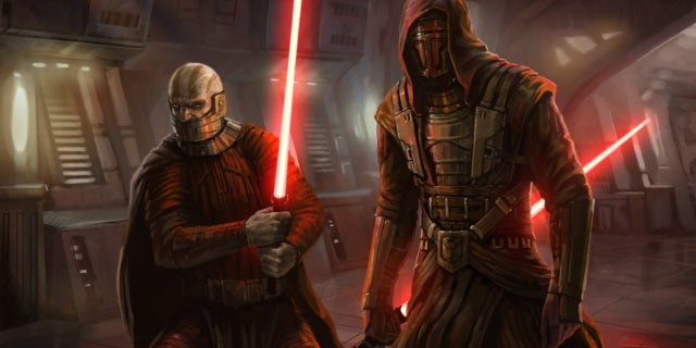 Star Wars: Knights of the Old Republic Movie Reportedly in the Works at Lucasfilm