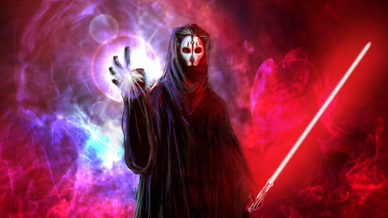 Star Wars KotoR Darth Nihilus