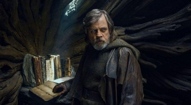 Star Wars The Last Jedi Luke Skywalker Mark Hamill