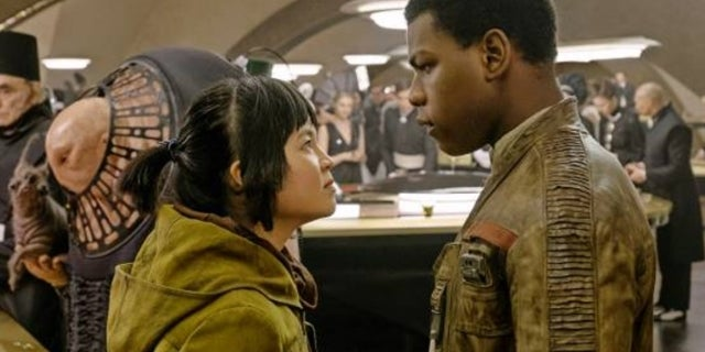Kelly Marie Tran Teases Future Rose/Finn Relationship for Star Wars: The Rise of Skywalker