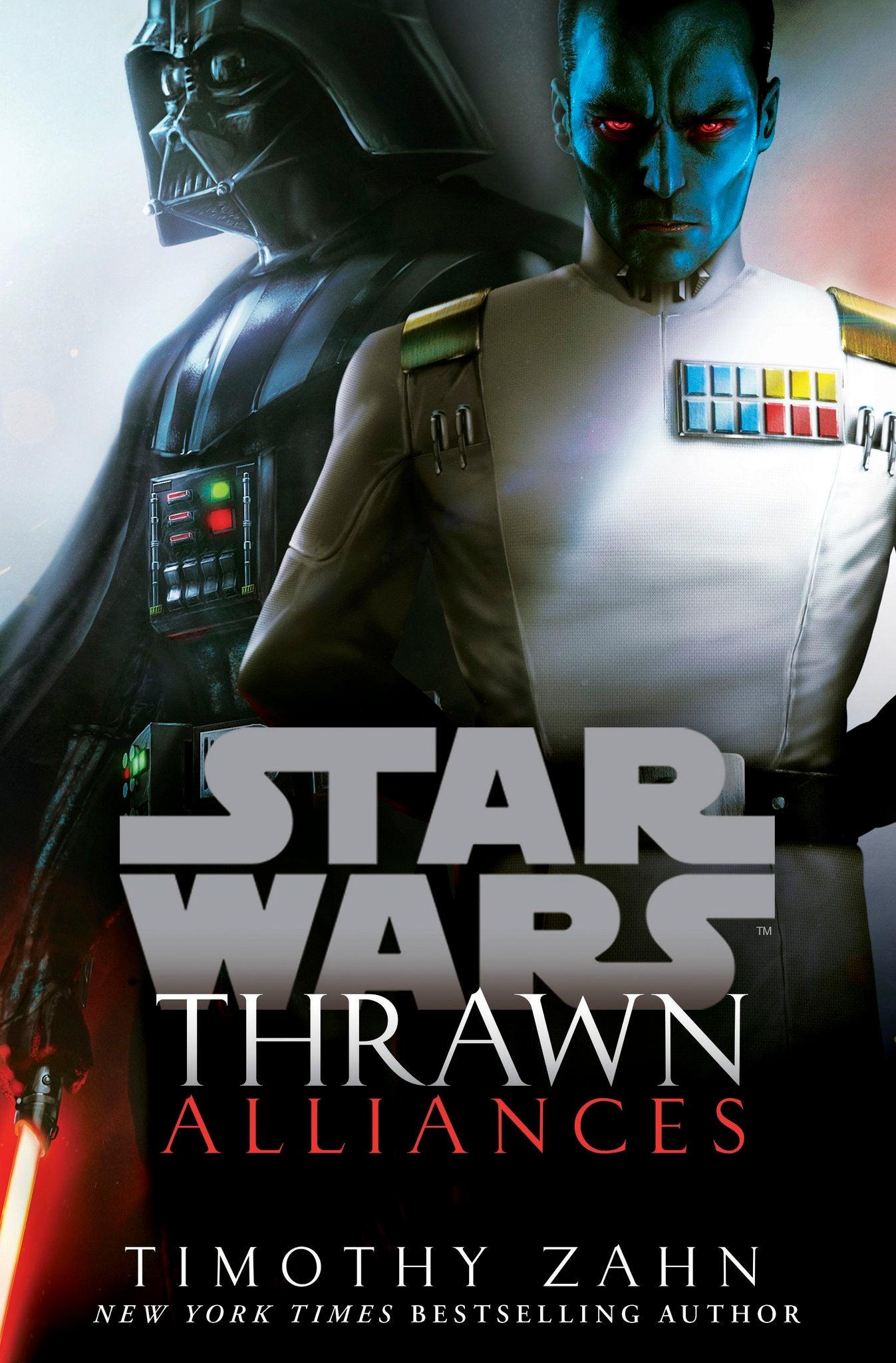 star wars thrawn alliances darth vader cover