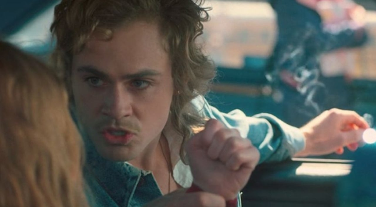 Stranger Things 2': Dacre Montgomery Says His Character Isn