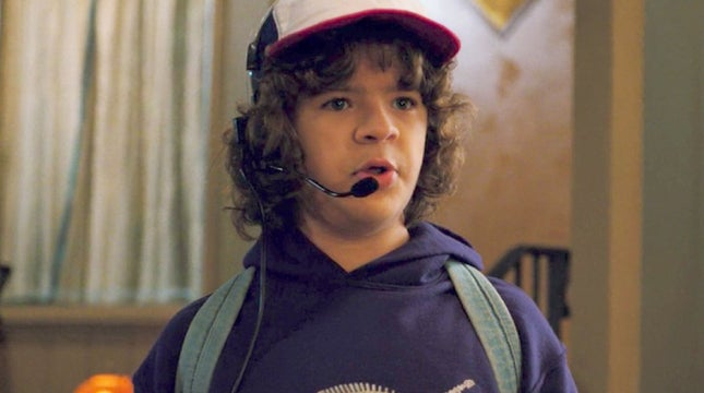 stranger things dustin sweatshirt