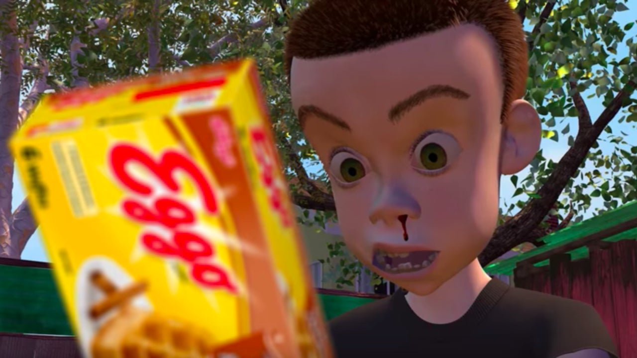 Watch This Epic Stranger Things And Toy Story Mashup Trailer
