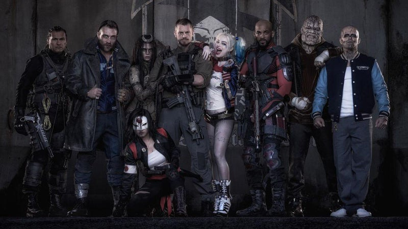 Suicide Squad Movie DCEU