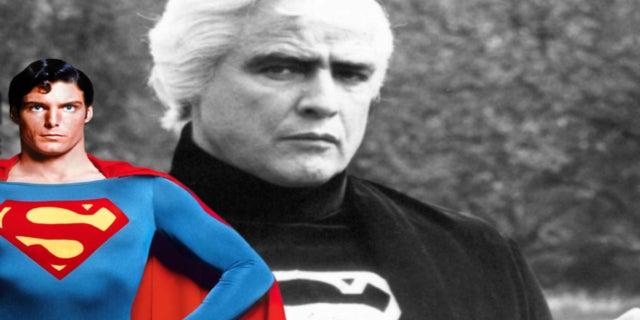 Superman Reeve Brando comicbook.com