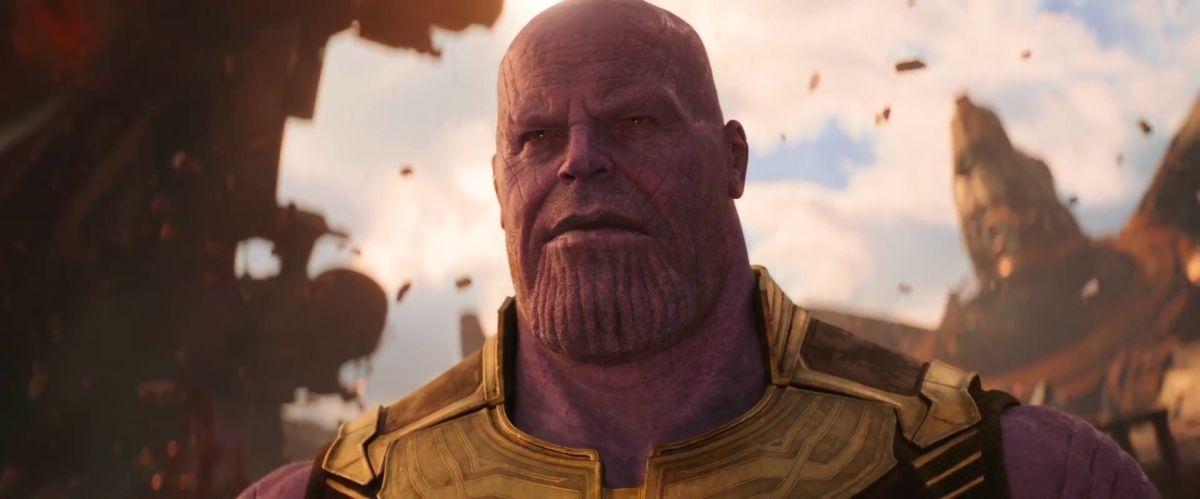 thanos avengers infinity war josh brolin marvel