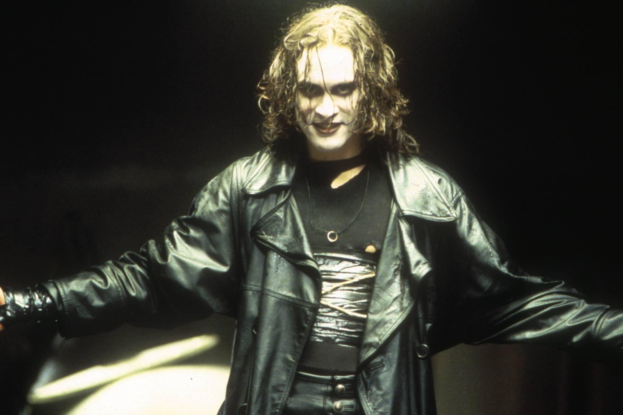 the crow movie sequel brandon lee