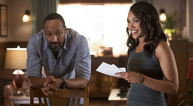 the-flash-candice-patton-jesse-l-martin-joe-west-baby