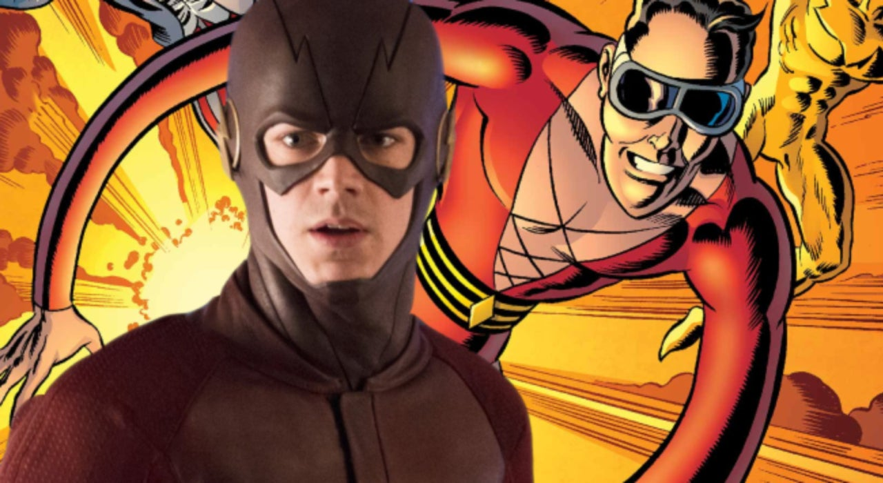 The Flash Name Drops Plastic Man In Elongated Journey Into Night