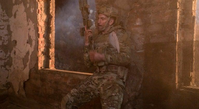 The Punisher Jon Bernthal Military