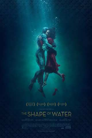 The Shape of Water movie poster image