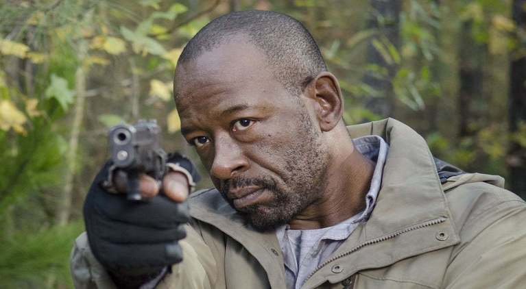 The Walking Dead Morgan Lennie James
