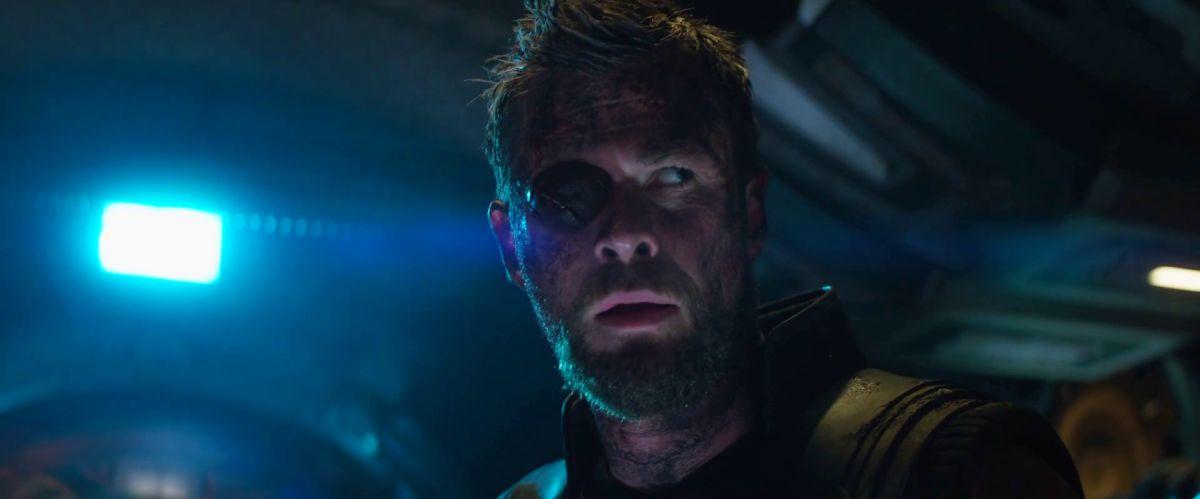 thor eyepatch avengers infinity war d23