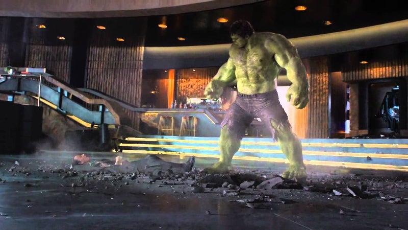 Thor Ragnarok Avengers Loki Hulk Slam Easter Egg