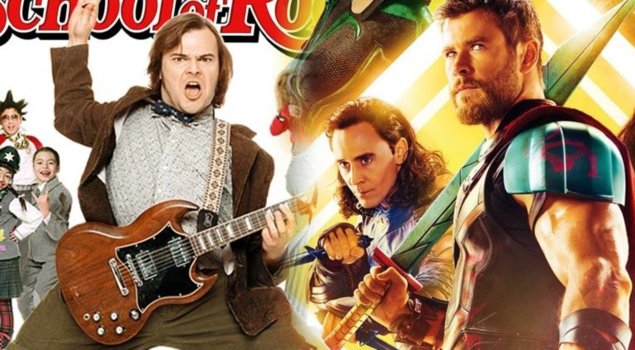 Jack Black Calls Out 'Thor: Ragnarok' for Stealing From