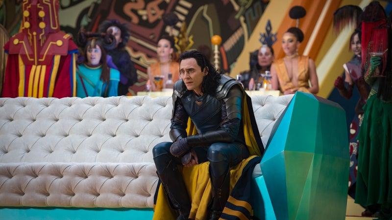 THor Ragnarok Loki Sees Hulk Again