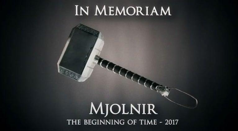 thor-ragnarok-mjolnir-memorial-video