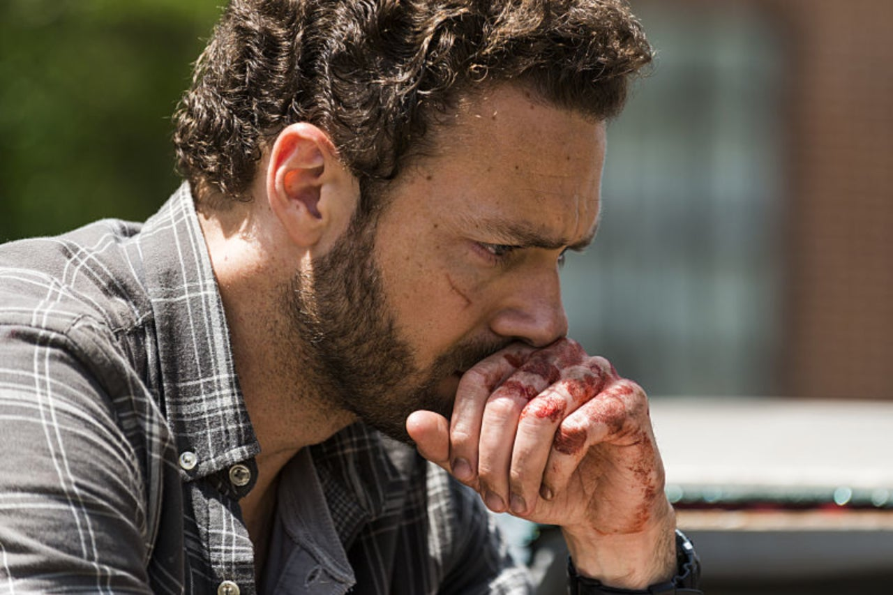'The Walking Dead': Ross Marquand Shows Off New Impressions, Teases Season 10 Production