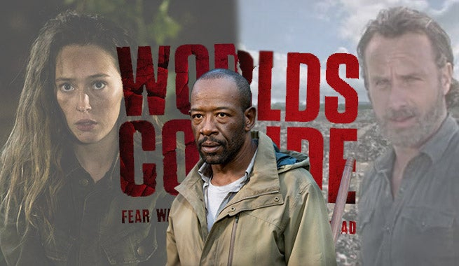 TWD Crossover Morgan