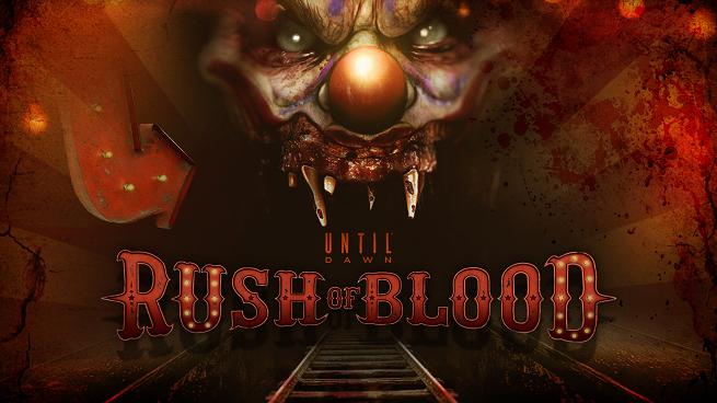 Until Dawn Rush of Blood