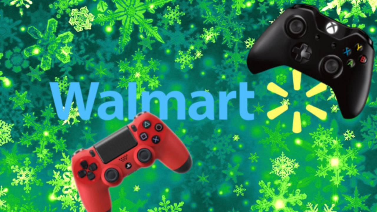 WalMart's Black Friday Deals Offer Big Savings On Games, Systems