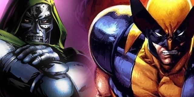 XMen Fantastic Four