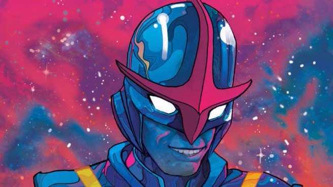 10 Superhero Artists to Watch - Christian Ward
