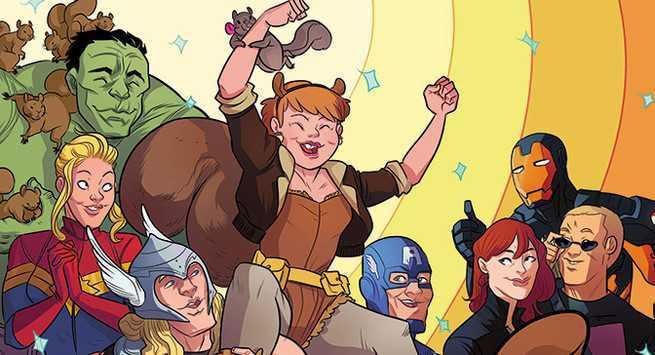 10 Superhero Artists to Watch - Erica Henderson