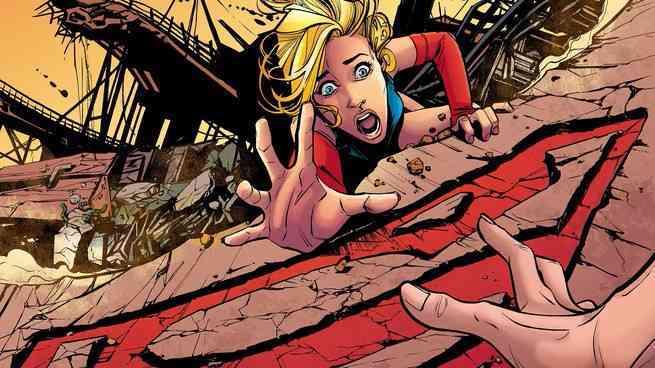 10 Superhero Artists to Watch - Joelle Jones