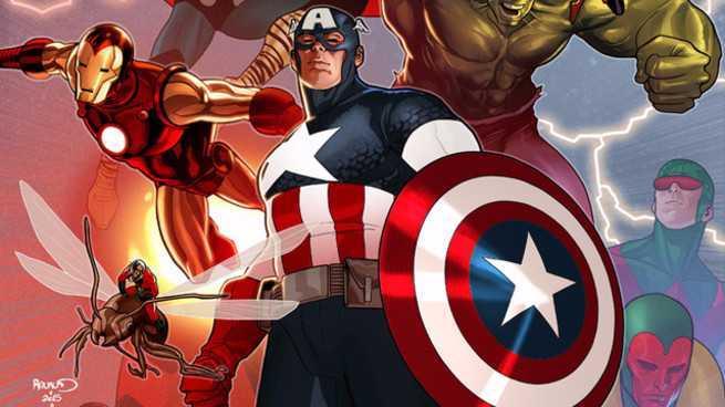 10 Superhero Artists to Watch - Paul Renaud