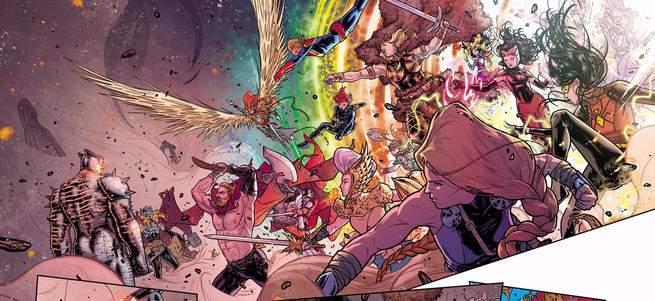 10 Superhero Artists to Watch - Russell Dauterman