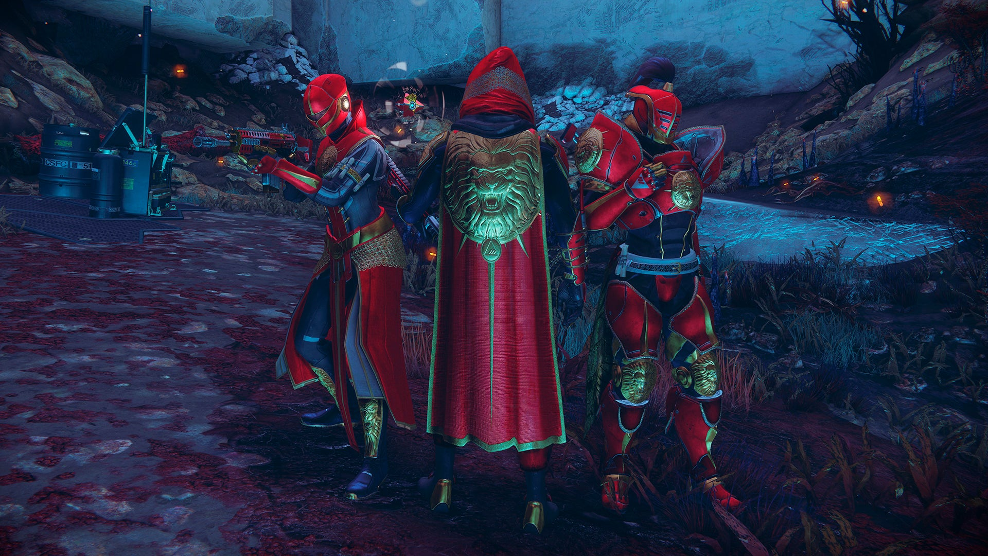 12072017 faction rally NM Fireteam