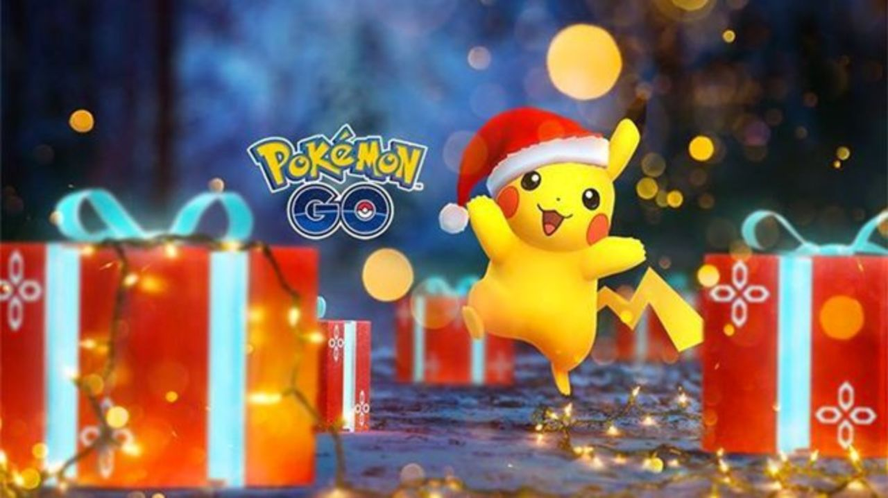 Pokemon Go Christmas Event 2019.Sorry Pokemon Go Isn T Having A New Year S Event