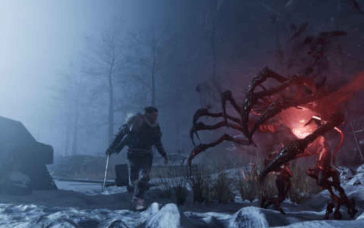 Lovecraft Meets Survival Horror In 'Fade To Silence' For
