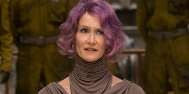 Admiral Holdo Star Wars The Last Jedi