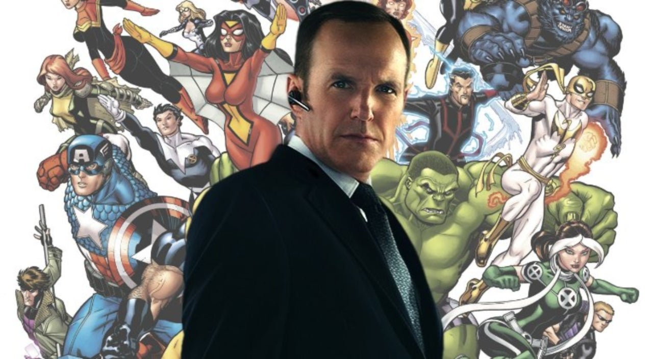 'Agents of SHIELD' References Marvel's Earth-616