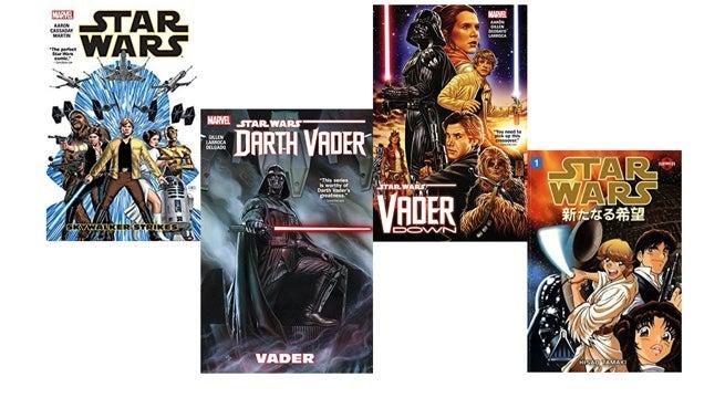 amazon-star-wars-graphic-novel-sale